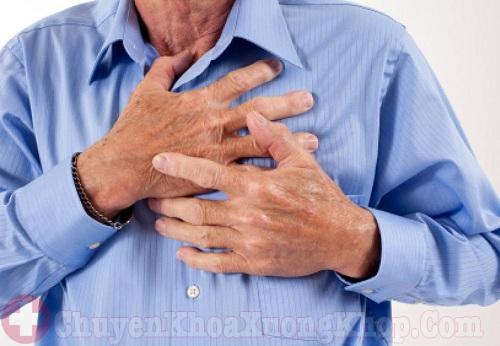 Viêm khớp dạng thấp gây biến chứng lên tim