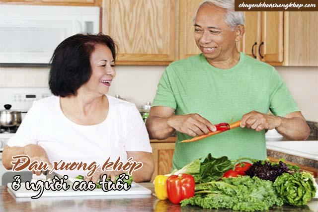 chế độ ăn uống hợp lý ở người cao tuổi