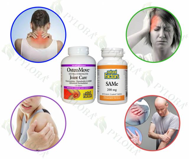 Thuốc đau mỏi vai gáy