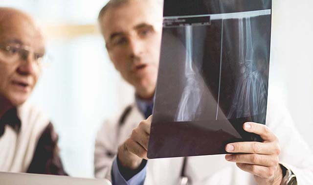 Chẩn đoán bệnh viêm khớp