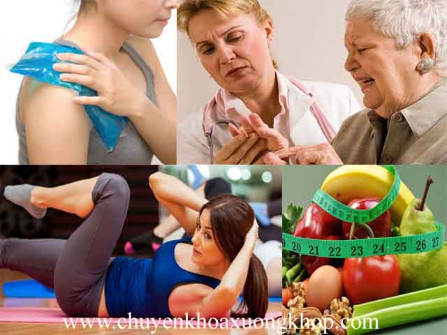 Biện pháp khắc phục bệnh viêm khớp