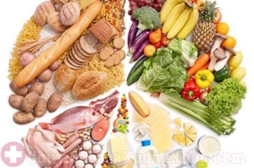 Thực phẩm cho người bị viêm khớp dạng thấp