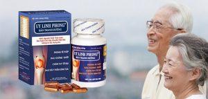 Thuốc Uy Linh Phong Bảo Thanh Đường hỗ trợ điều trị bệnh xương khớp