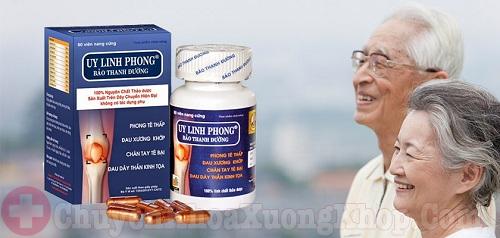 Thuốc Uy Linh Phong Bảo Thanh Đường