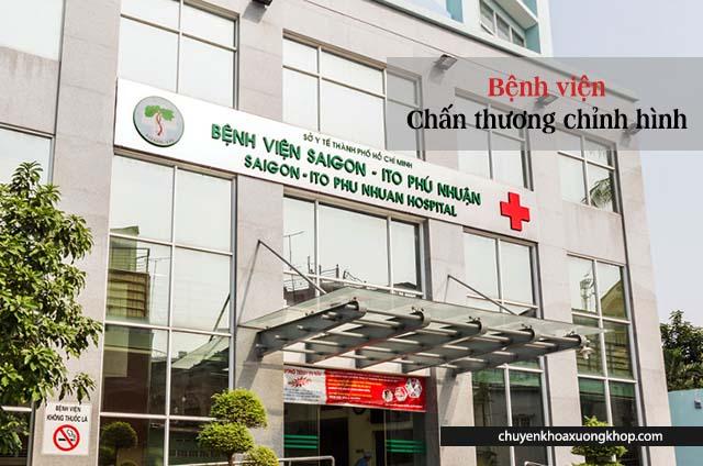 bệnh viện chấn thương chỉnh hình thực hiện điều trị thoát vị đĩa đệm thắt lưng bằng phẫu thuật