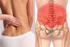 Nguyên nhân đau lưng dưới do thoái hóa