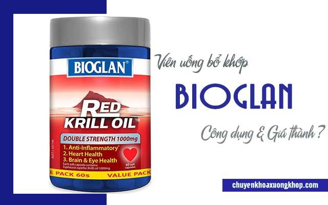 Viên uống bổ khớp Bioglan