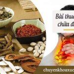 Bài thuốc dân gian chữa đau vai gáy hiệu quả