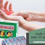 Thuốc tê nhức chân tay Bảo Nguyên