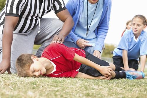 Giãn dây chằng đầu gối Ở TRẺ sơ sinh - Các bậc cha mẹ không được phép chủ quan