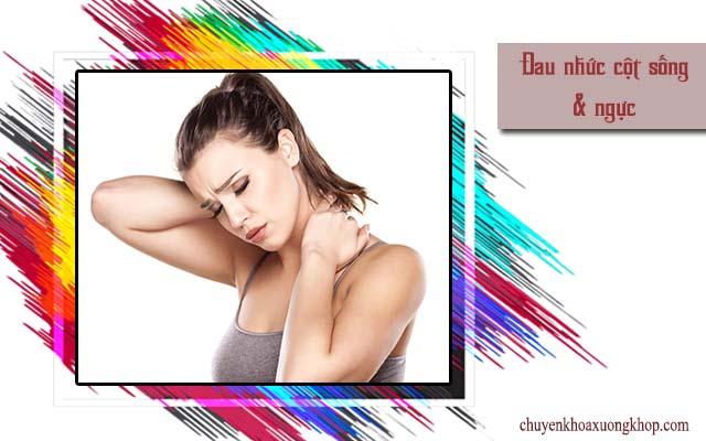 đau nhức ngực là dấu hiệu đau dây thần kinh liên sườn