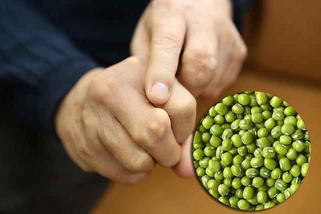 Mẹo chữa bệnh Gout bằng đậu xanh