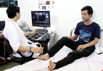 Kết quả hình ảnh cho khám bệnh gout ở sài gòn