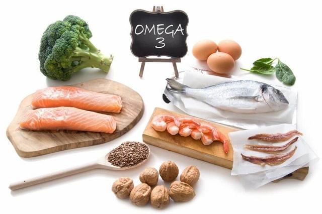 Bị tràn dịch khớp gối nên ăn nhiều omega-3
