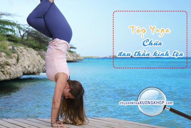 tập yoga chữa đau thần kinh tọa