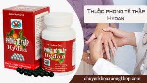 Thuốc phong tê thấp Hydan dùng tốt không?