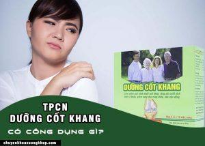 TPCN Dưỡng Cốt Khang