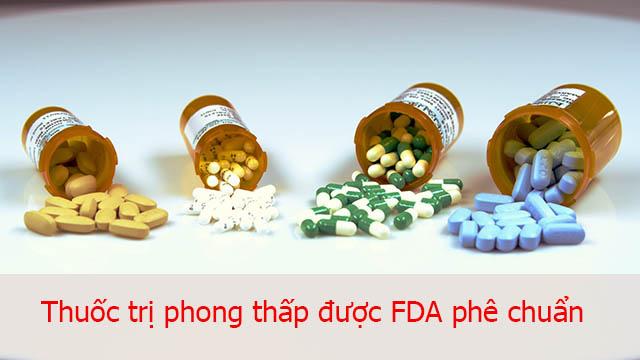 Thuốc trị phong thấp