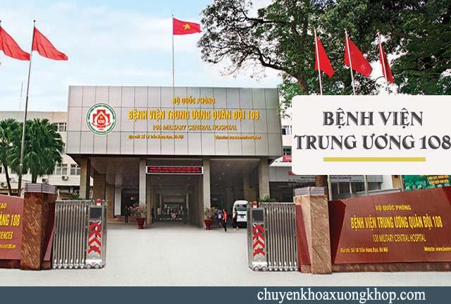 mổ thoái hóa đốt sống cổ tại bệnh viện trung ương quân đội 108