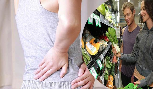 Cách chữa thoái hóa khớp háng với chế độ dinh dưỡng
