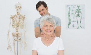 Vật lý trị liệu cho người bị thoái hóa đốt sống cổ