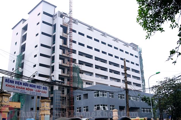 Bệnh viện Việt Đức- nơi tiêm dịch khớp gối uy tín