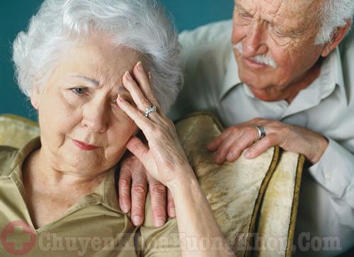 Lão hóa khớp ở người già
