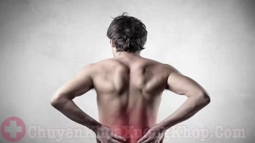 Bệnh xẹp đĩa đệm ở đốt sống thắt lưng