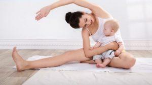 Luyện tập thể dục để kiểm soát đau khớp gối sau sinh