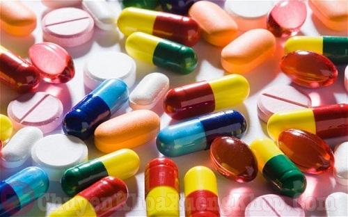 Cách điều trị xẹp đĩa đệm cột sống bằng thuốc tây y