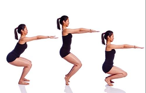 Bị đau khớp gối nên tập yoga