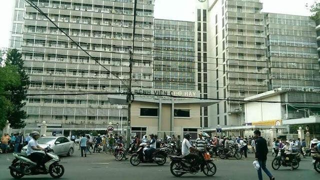 Khoa Nội Cơ Xương Khớp - Bệnh viện Chợ Rẫy