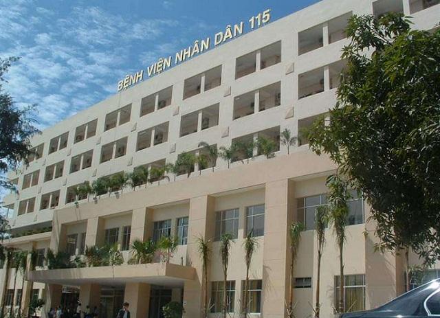 Khoa Cơ Xương Khớp - Bệnh viện Nhân dân 115