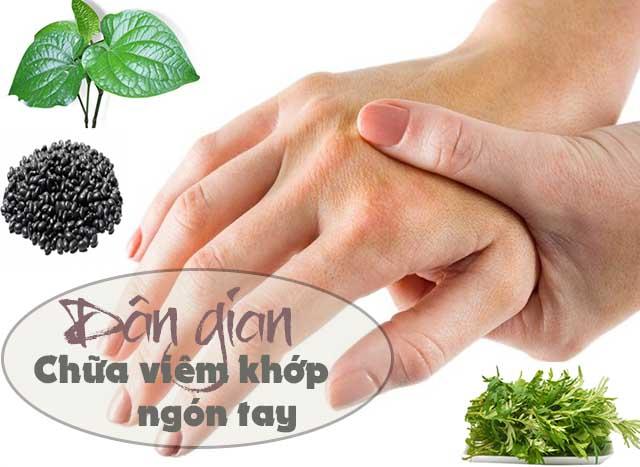 Thuốc trị viêm khớp ngón tay