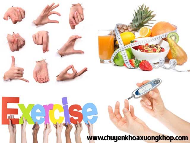 Phòng ngừa viêm khớp ngón tay