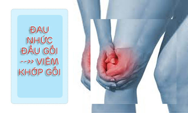 dấu hiệu viêm khớp gối là đau đầu gối