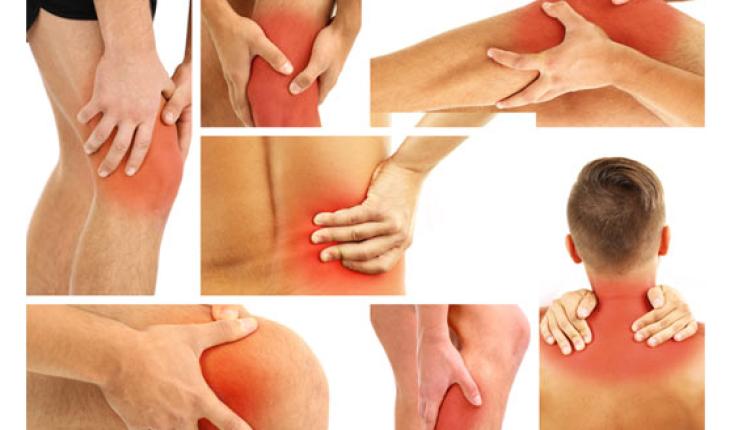 5 mẹo trị đau nhức khớp tại nhà
