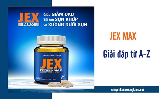 dùng Jex Max có tốt không