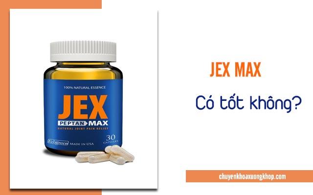 những thắc mắc về Jex Max