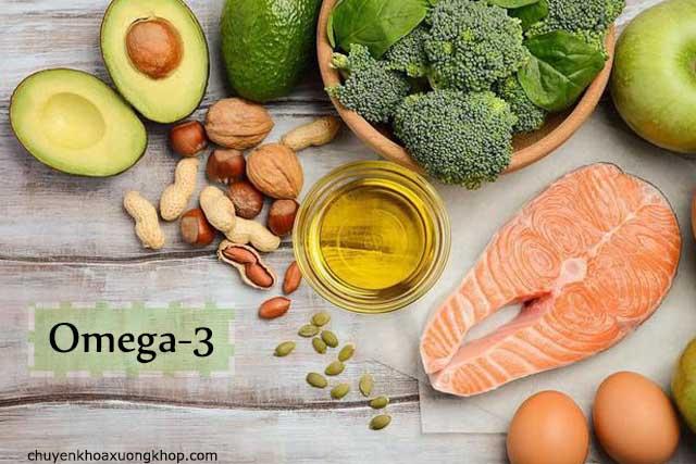 người bị thoát vị đĩa đệm nên ăn nhiều thực phẩm có omega-3