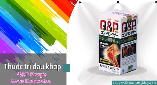 Thuốc bổ khớp Q&P Kewpie Kowa Kondoroiza