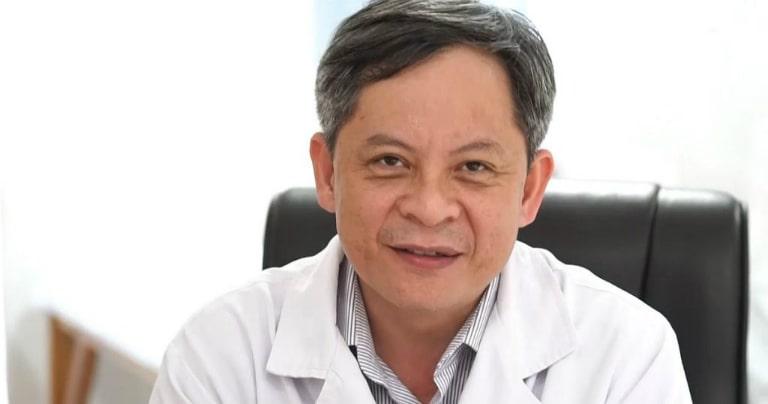 TS.BS Tăng Hà Nam Anh - một trong những bác sĩ chữa thoát vị đĩa đệm giỏi tại TP HCM