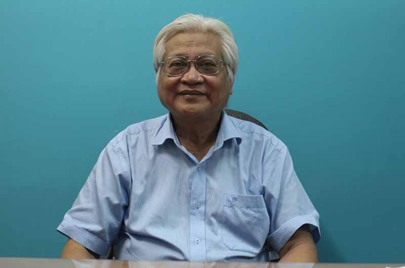 PGS.TS Võ Văn Thành là một trong những bác sĩ điều trị thoát vị đĩa đệm giỏi tại TP HCM