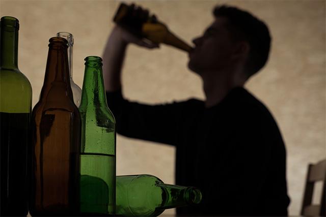 không uống rượu