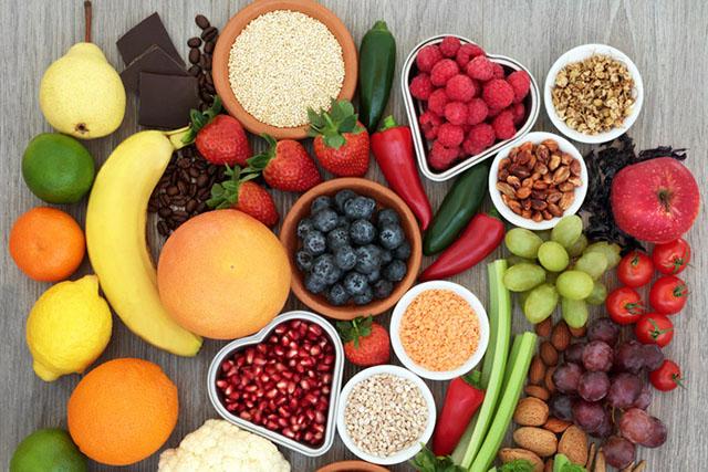 thực phẩm chữa đau thần kinh