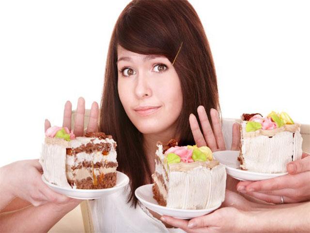tránh ăn đồ ngọt
