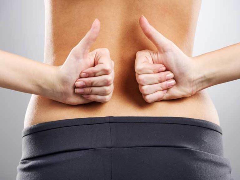 Massage giảm đau thần kinh tọa