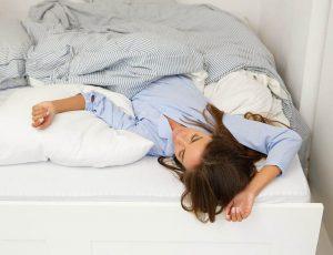 các tư thế ngủ nhằm giúp giảm đau thần kinh tọa
