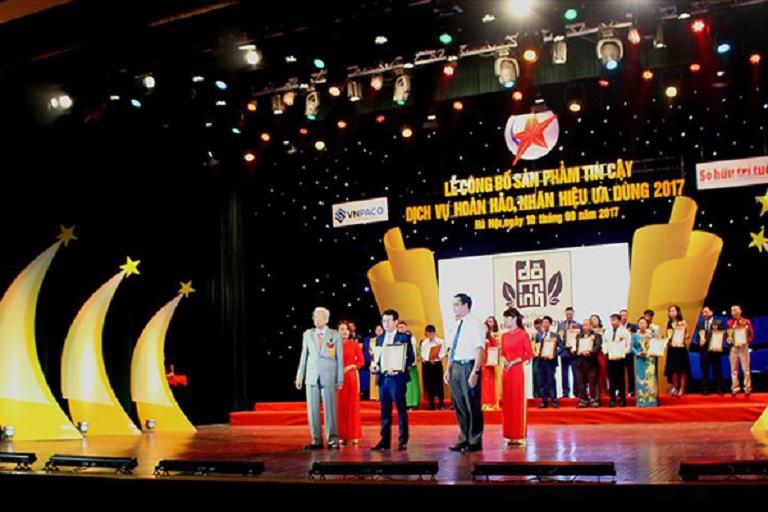 Nhà thuốc Đỗ Minh Đường vinh dự nhận nhiều giải thưởng uy tín