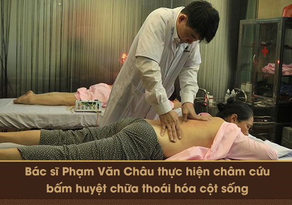 Chữa thoái hóa cột sống nhà thuốc Đỗ Minh Đường